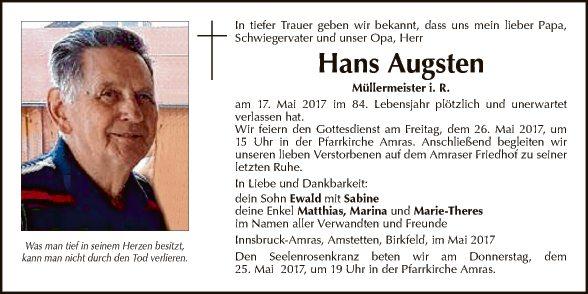 Hans Augsten
