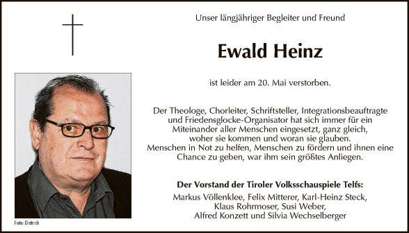 Ewald Heinz