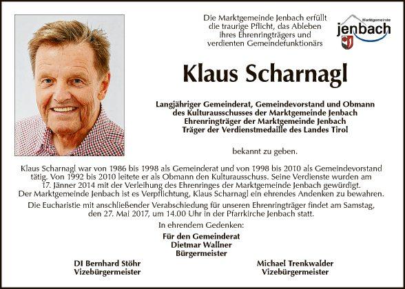 Klaus Scharnagl