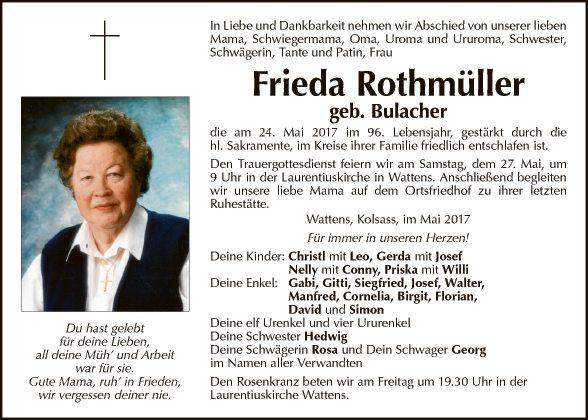 Friederike Rothmüller