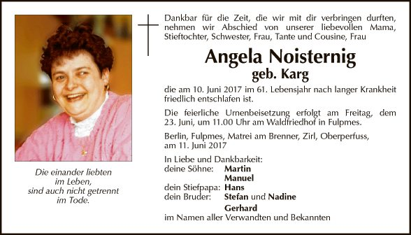 Angela Noisternig