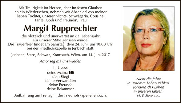 Margit Rupprechter