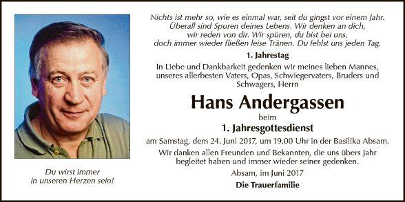 Hans Andergassen