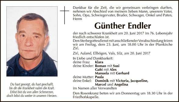Günther Endler