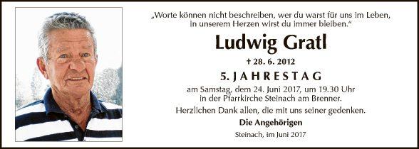 Ludwig Gratl