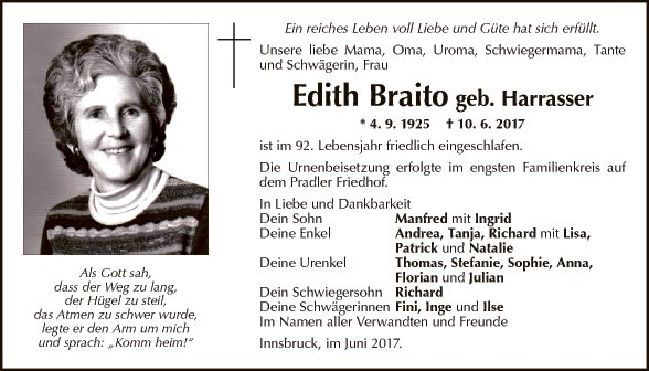 Edith Braito