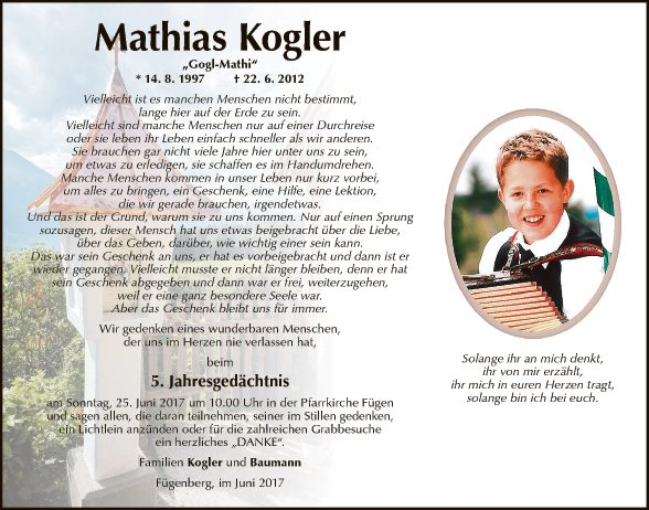 Mathias Kogler