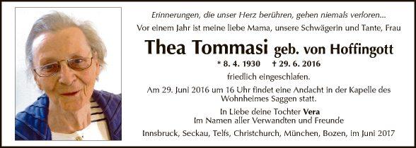 Thea Tommasi