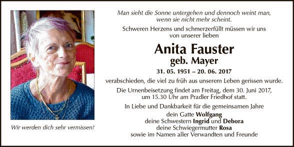 Anita Fauster