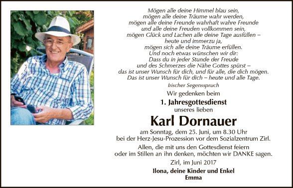 Karl Dornauer