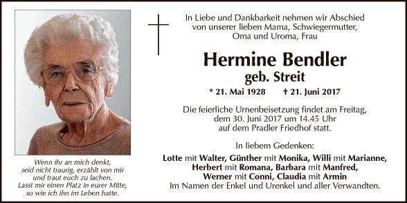 Hermine Bendler