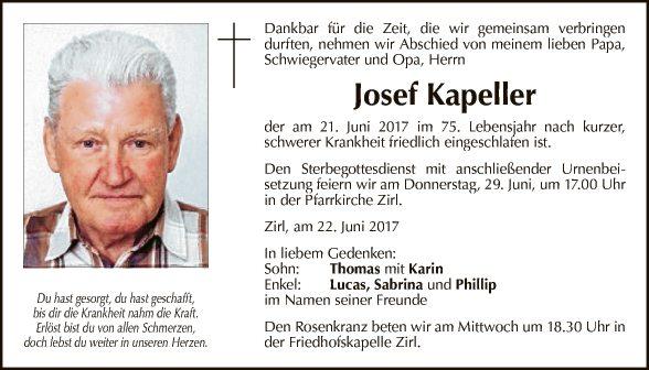 Josef Kapeller