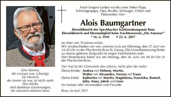 Alois Baumgartner