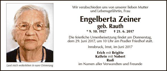 Engelberta Zeiner