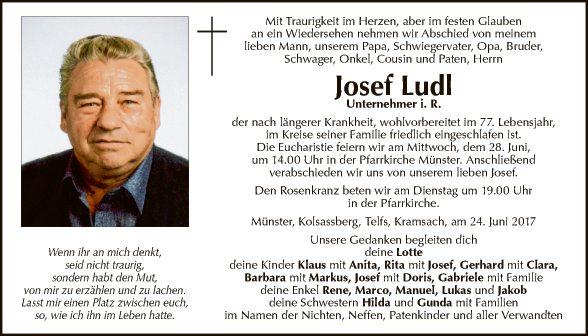 Josef Ludl