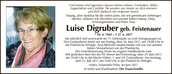 Aloisia Digruber