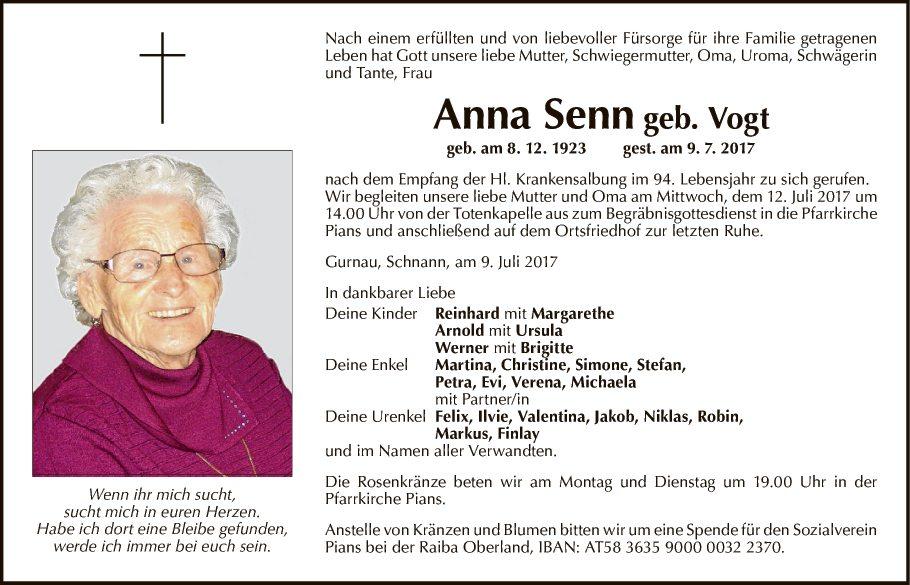 Anna Senn
