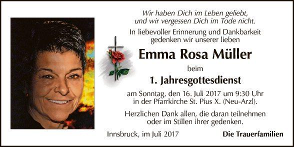 Emma Rosa Müller