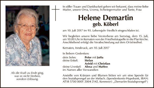Helene Demartin
