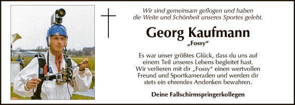 Georg Kaufmann