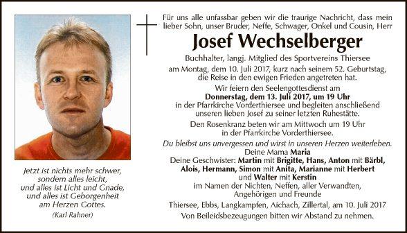 Josef Wechselberger