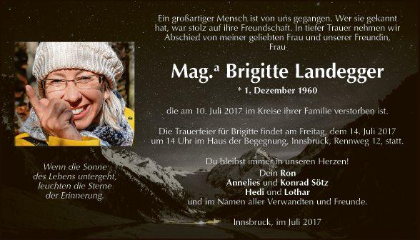 Mag. Brigitte Landegger