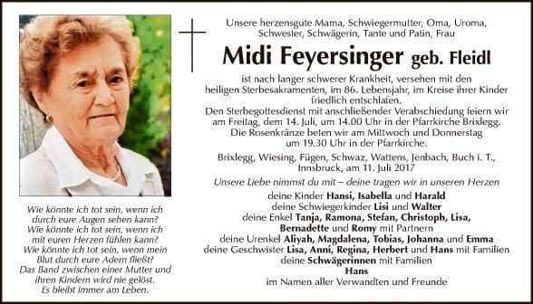 Maria Feyersinger