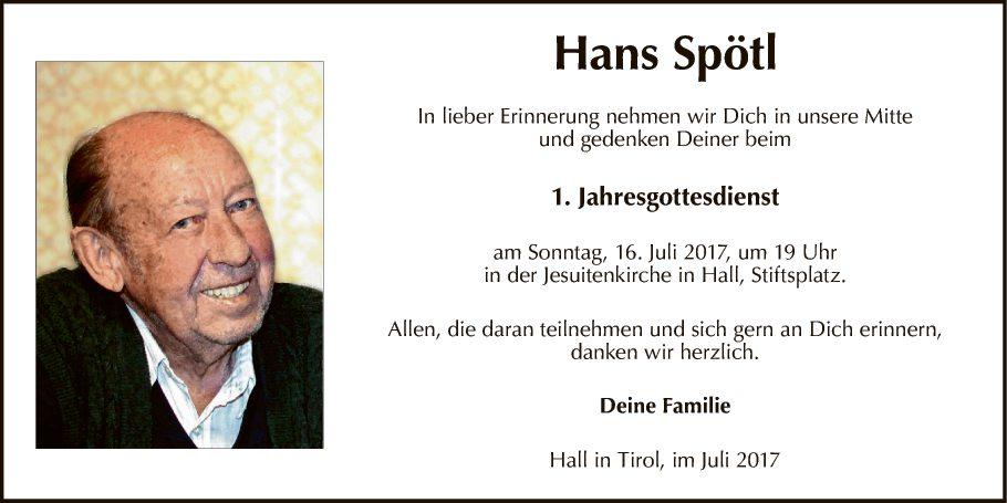 Hans Spötl