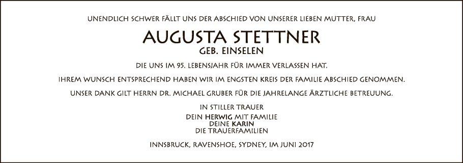 Augusta Stettner