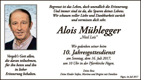 Alois Mühlegger