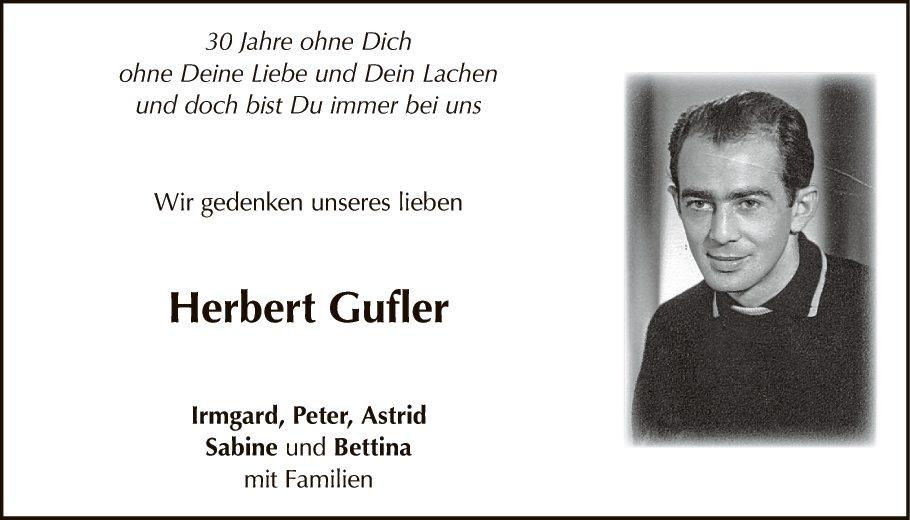 Herbert Gufler