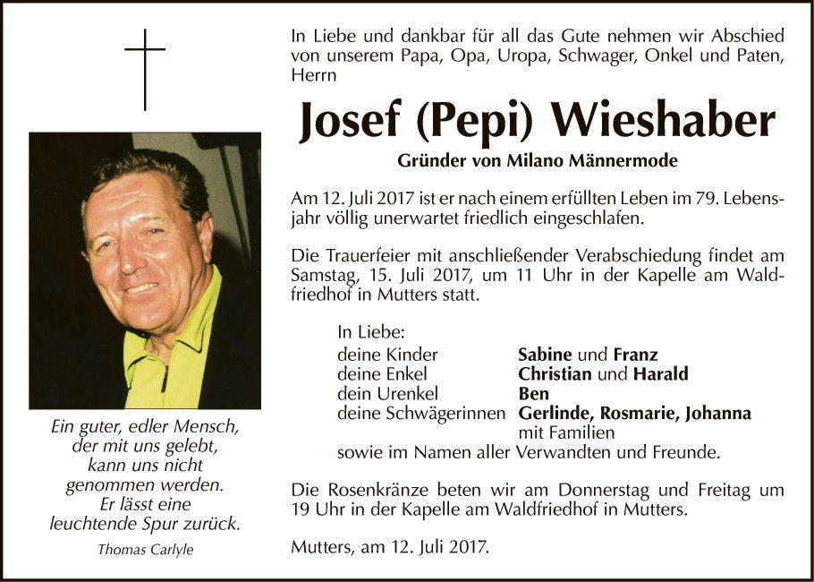 Josef Wieshaber