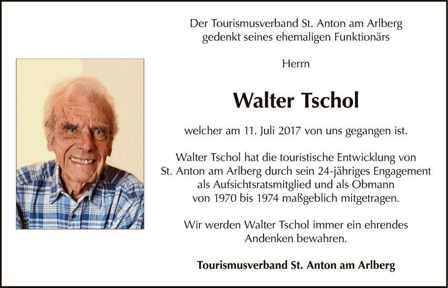 Walter Tschol