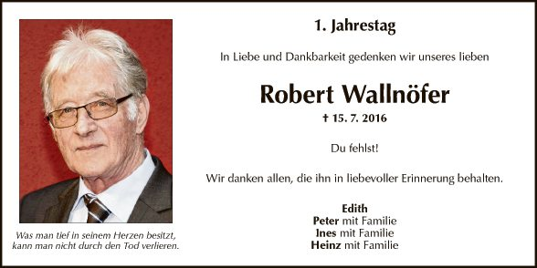 Ing. Robert Wallnöfer