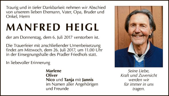 Manfred Heigl