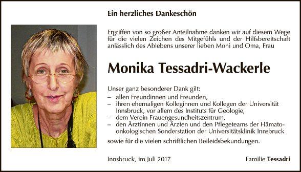 Monika Tessadri-Wackerle