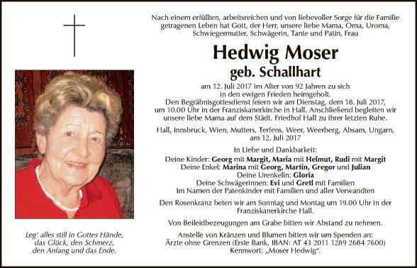 Hedwig Moser