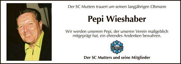 Pepi Wieshaber