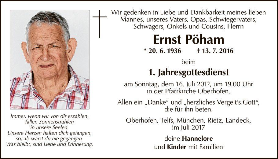 Ernst Pöham