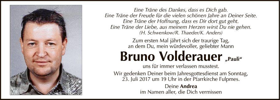 Bruno Volderauer