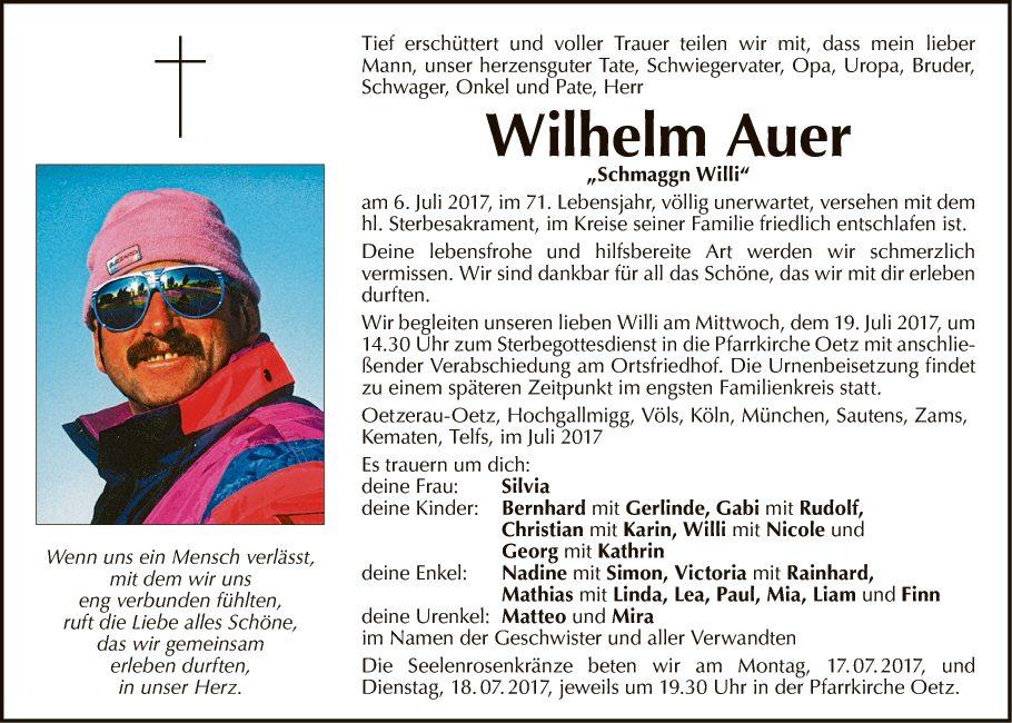 Wilhelm Auer