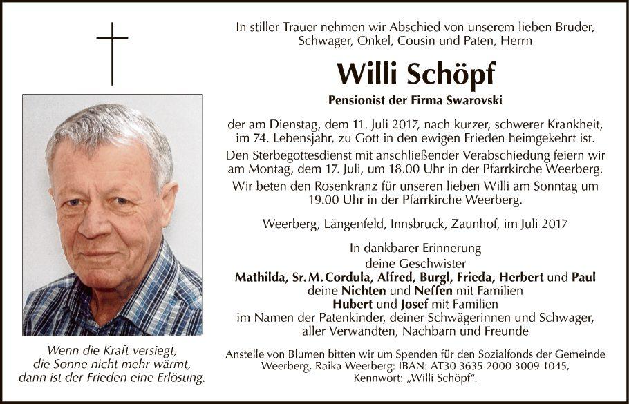 Wilhelm Schöpf