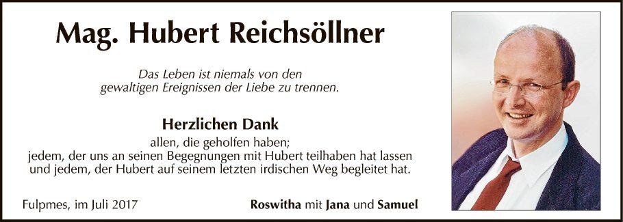 Hubert Reichsöllner