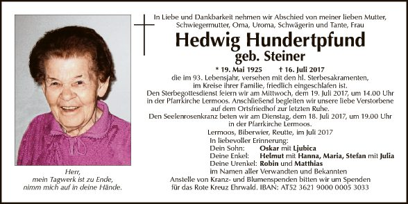 Hedwig Hundertpfund