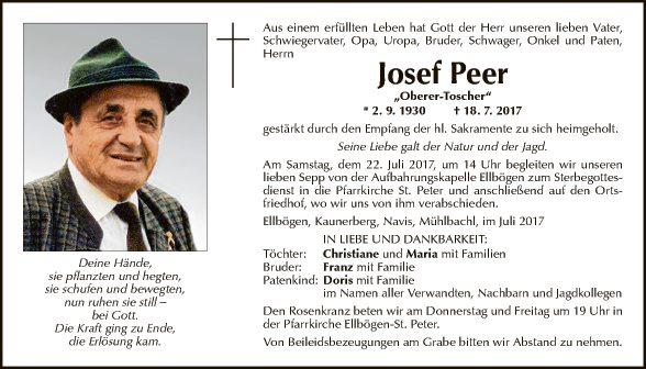 Josef Peer