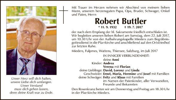 Robert Buttler