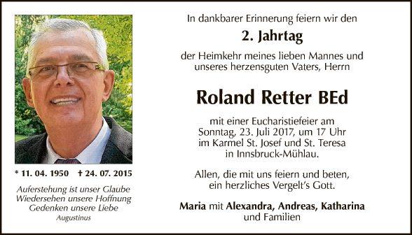 Roland Retter