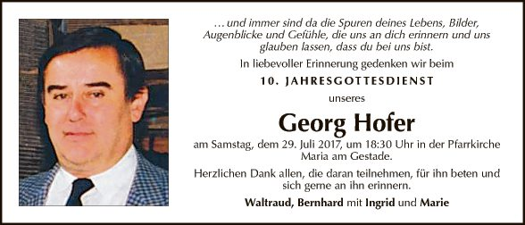 Georg Hofer