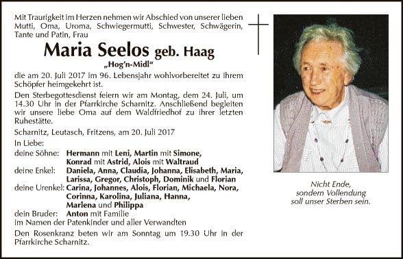 Maria Seelos