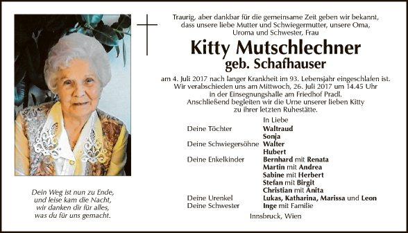 Kitty Mutschlechner
